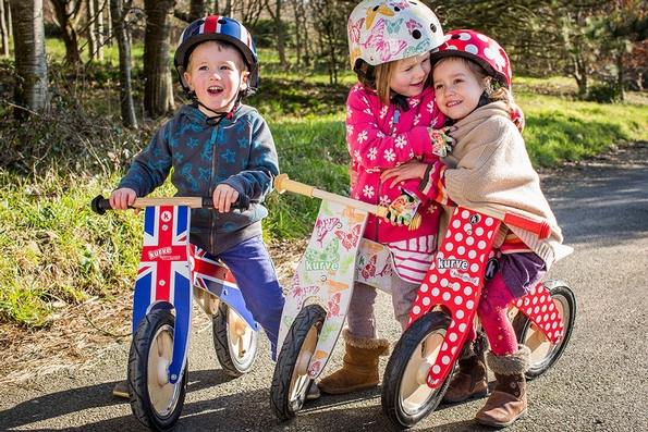 Kiddimoto wins the Queen's Award for International Trade