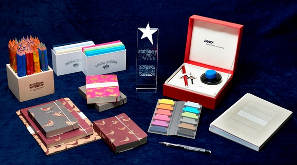 This year's stationery award winners are announced at London Stationery Show
