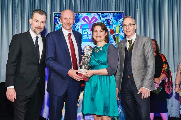Armstrong Ward triumph at the national Greats Gift Retailer Awards