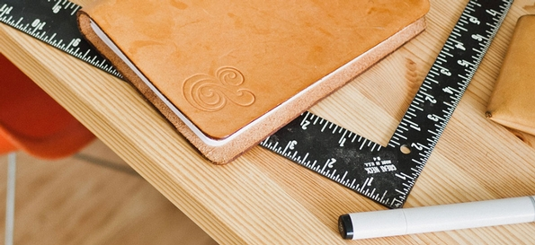 Lincolnshire based specialist leather company introduce the Abreption School of leather work