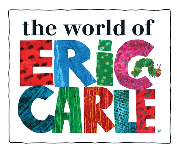 Parragon partners with the World of Eric Carle in the USA and Canada