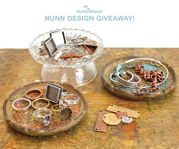 Enter the Nunn Design Giveaway with Craft Focus magazine