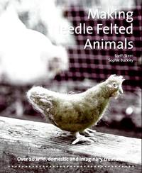 Making Needle Felted Animals - new book from Hawthorn Press