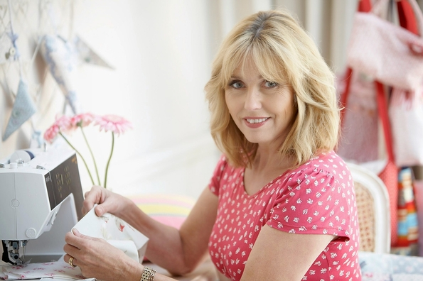 Sewing star is set to join Crafter's Companion