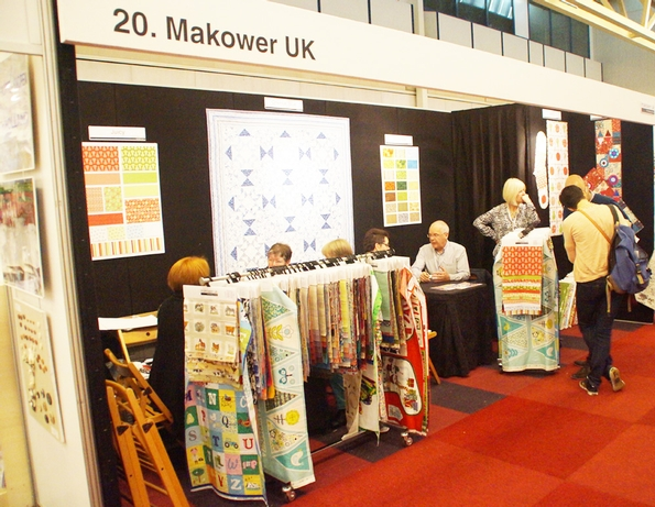 Fabrics and more, autumn trade fair in The Netherlands