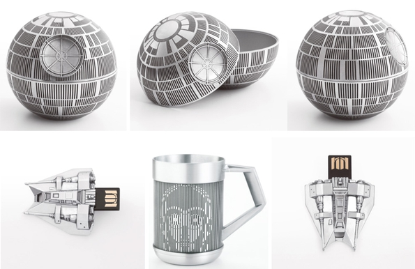 Royal Selangor debuts first phase of official Star Wars-themed pewter merchandise at Autumn Fair