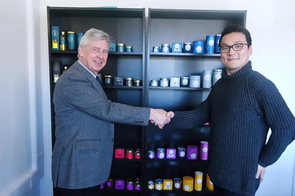 Scottish Candlemaker secures first South Korean deal