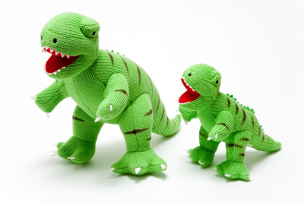 Born Gifted does a roaring trade in dinosaurs this summer