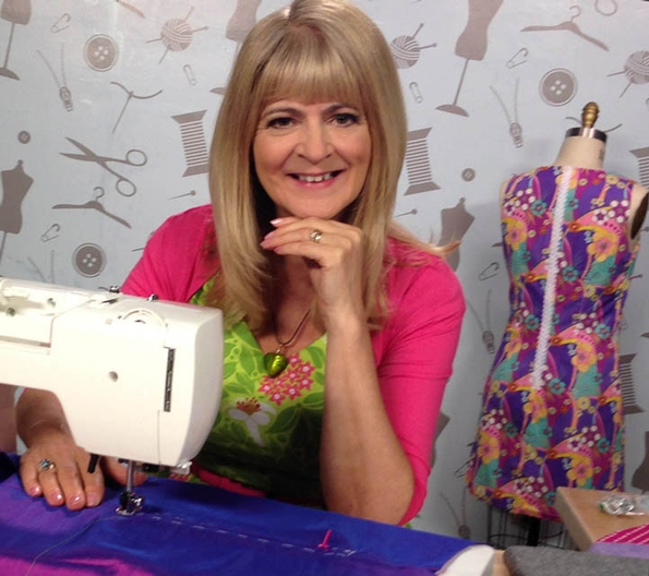 New Brand Ambassador for McCalls sewing pattern company