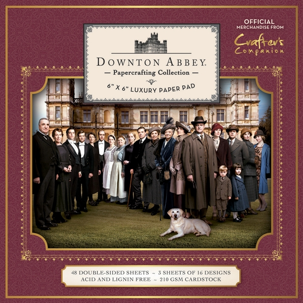 Crafter's Companion lands launch of hit TV show, Downton Abbey
