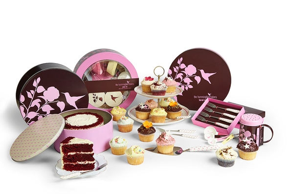 The Hummingbird Bakery extends into giftware
