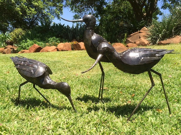 Tilnar Art launches new RSPB metal bird collection