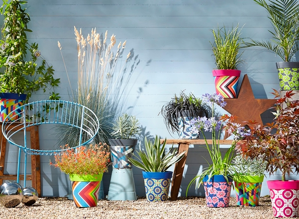 New British made planters bring fun to the fair