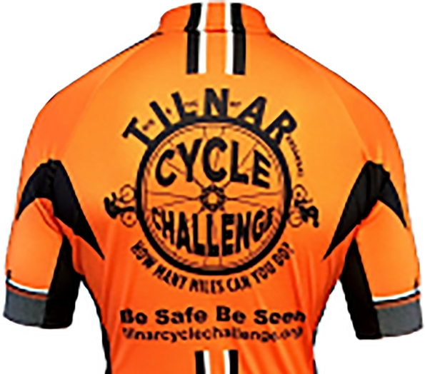 Bike challenge takes Tilnar's Tom to Nairobi