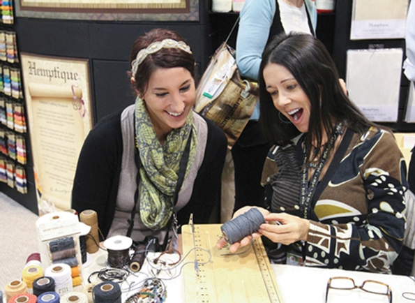 CHA's mega show is full of innovation and crafty excitement