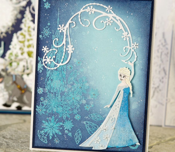 Create and Craft TV partner with Character World to sell Disney craft products