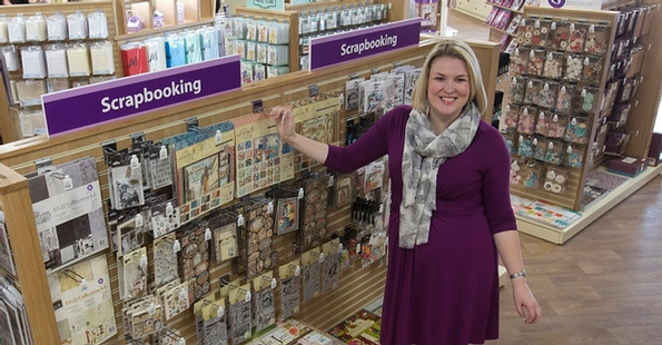 Crafter's Companion to open new store in Chesterfield