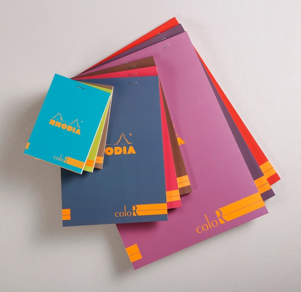 WHSmith Stores now stocking Rhodia and New Europa Notebooks
