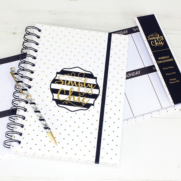 Glamorous stationery set big hit at Autumn Fair