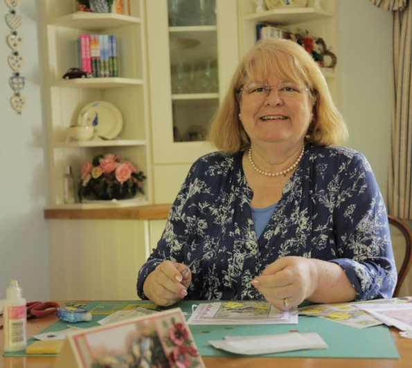 Create and Craft's celebrate Joanna Sheen's return to the channel