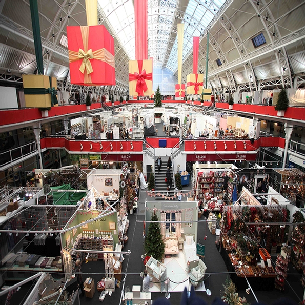 Country Living Christmas Fairs in London, Harrogate and Scotland
