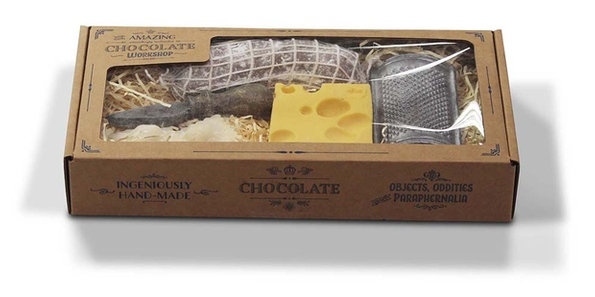 Packaging is sweet treat for The Amazing Chocolate Workshop