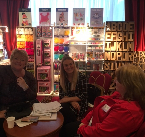 Highlights from the Scottish Hobby and Craft Trade Show