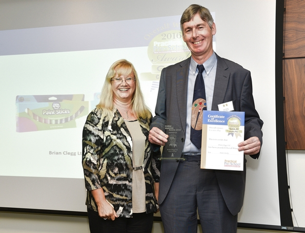 Little Brian scoops double award
