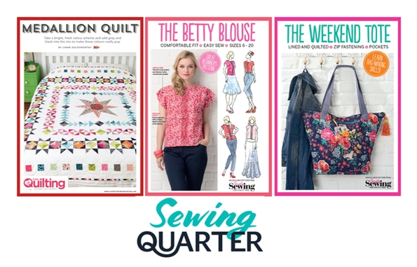 Immediate Media to launch new TV channel dedicated to sewing and quilting