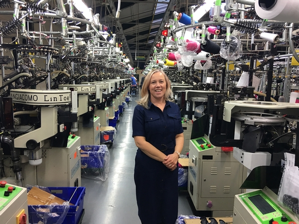 Make it British finds that 45 per cent of UK textile manufacturers say business is better than last year