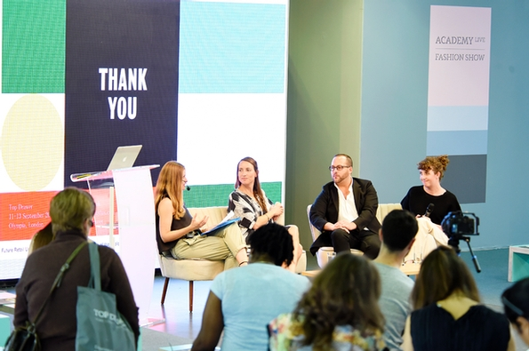 Leading industry voices live at Top Drawer