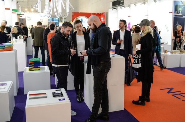 Three 'Next' talent areas at Ambiente