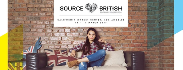 Source British tradeshow, an industry first at the L.A. Fashion Market.