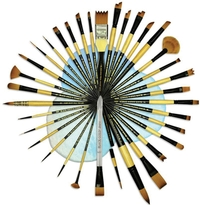 Creative Products Distribution to distribute paint brushes aimed at the craft market
