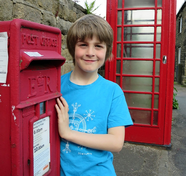 Toby Little to complete large project with National Stationery Week assistance