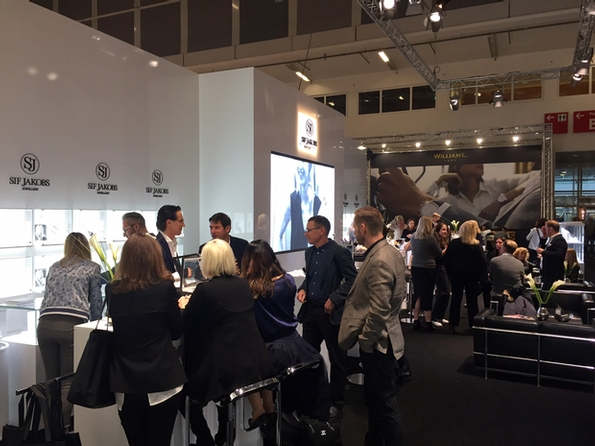 Sif Jakobs Jewellery reports international success at Inhorgenta 2017