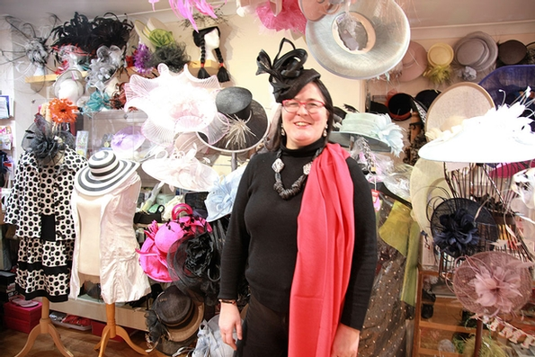 Lucky 13 for Simply Devine Hats