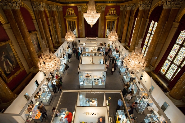 Goldsmiths' Fair 2017 announces its impressive list of exhibitors