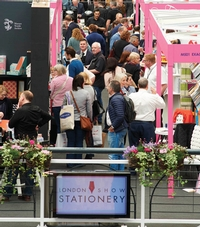 A New Creative Hub for the London Stationery Show 2017