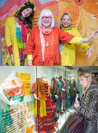 Gudrun Sjödén celebrates four decades of colour & design