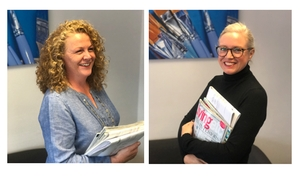 ICHF Events strengthens team with two new creative development appointments