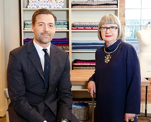 Jenny Éclair to host The Great British Sewing Bee Live Super Theatre