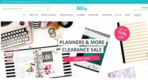 A.C. Moore has announced its acquisition of Blitsy, and investment in Zibbet