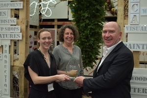 Replica Ltd and Kendu crowned winners of SDEA best stand awards