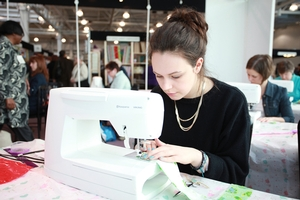 Be Inspired by the best in the business at the Spring Knitting & Stitching show