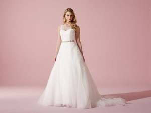 London Bridal Fashion Week presents Danish fashion-house Lilly's latest bridal collections.