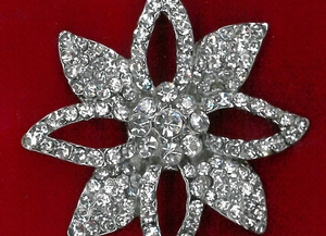 Michael's Bridal Fabrics launches new brooches