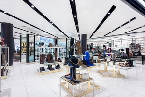 Moda in Pelle launches into House of Fraser and reveals new store concept