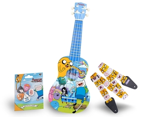 Cartoon Network Enterprises and Access All Areas Unveil Adventure Time Music Line