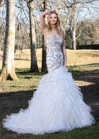 Ashley & Justin - rebranding for the Impression Bridal Collection